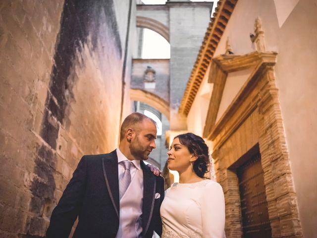La boda de Manuel y Jesica en Arcos De La Frontera, Cádiz 25