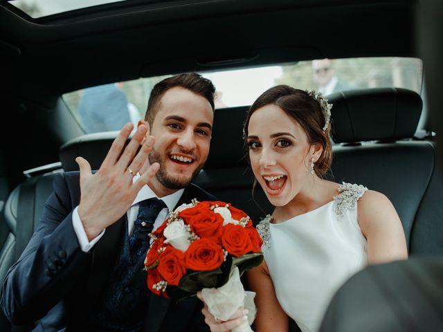 La boda de Marcos y Anabel en Dos Hermanas, Sevilla 1