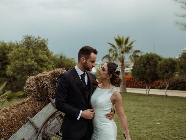 La boda de Marcos y Anabel en Dos Hermanas, Sevilla 9
