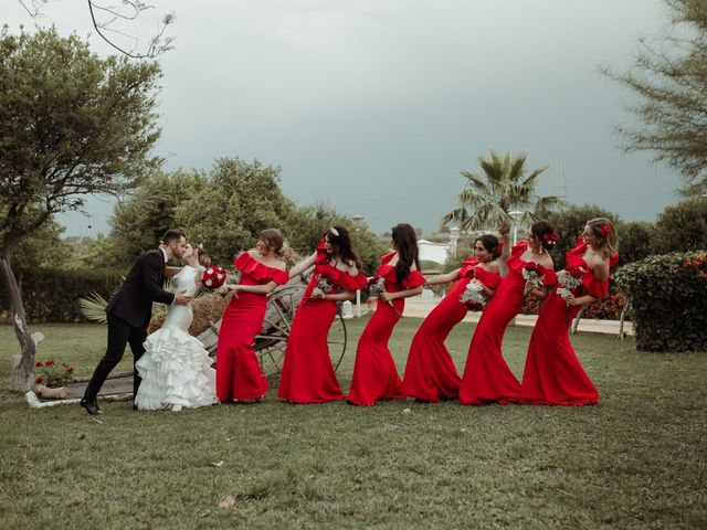 La boda de Marcos y Anabel en Dos Hermanas, Sevilla 10