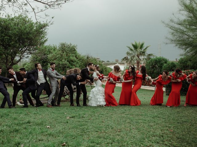 La boda de Marcos y Anabel en Dos Hermanas, Sevilla 11