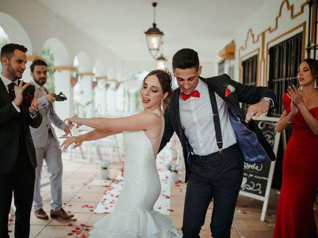 La boda de Marcos y Anabel en Dos Hermanas, Sevilla 12