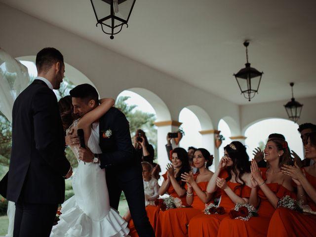La boda de Marcos y Anabel en Dos Hermanas, Sevilla 13