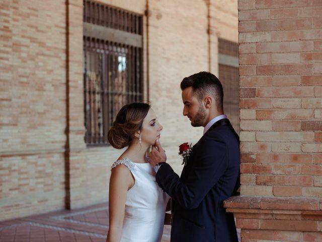 La boda de Marcos y Anabel en Dos Hermanas, Sevilla 18
