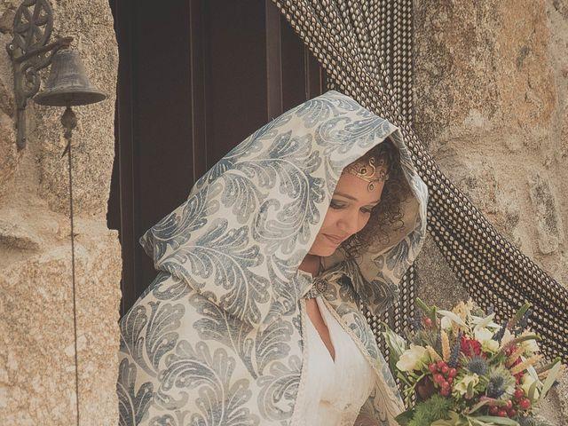 La boda de Santi y Sandra en Navacepedilla De Corneja, Ávila 22