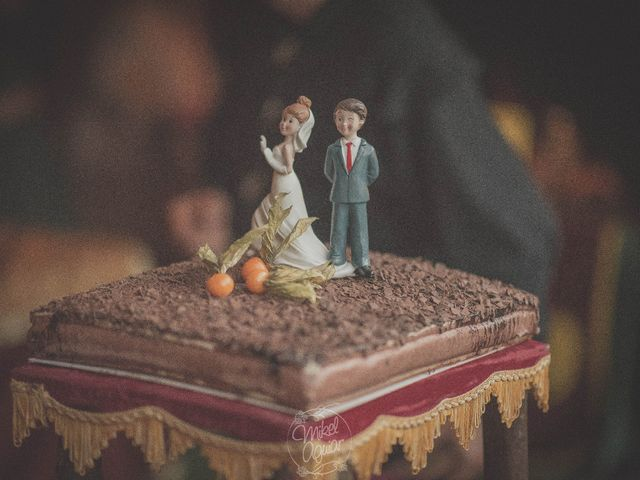 La boda de Santi y Sandra en Navacepedilla De Corneja, Ávila 58