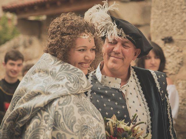 La boda de Santi y Sandra en Navacepedilla De Corneja, Ávila 26