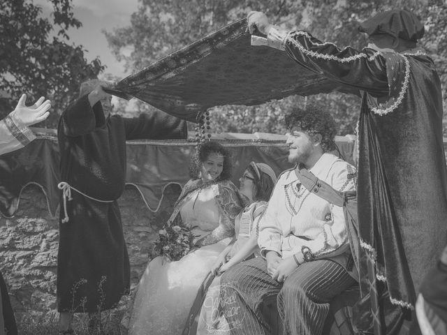 La boda de Santi y Sandra en Navacepedilla De Corneja, Ávila 38