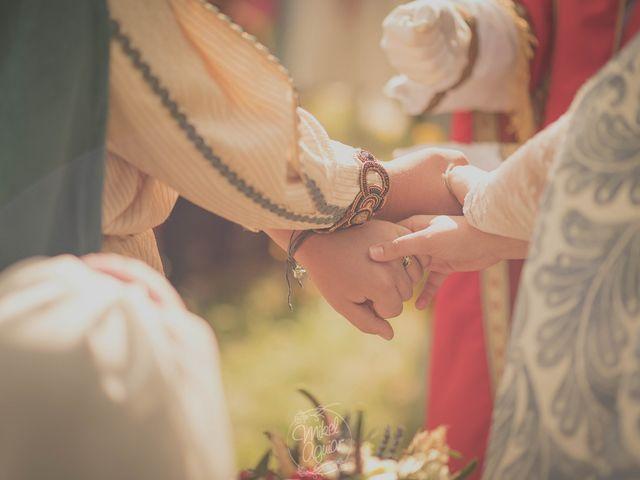 La boda de Santi y Sandra en Navacepedilla De Corneja, Ávila 39