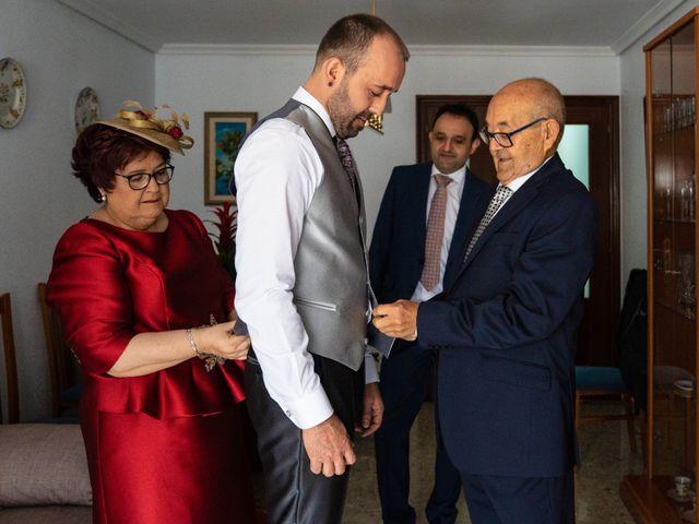 La boda de kiko y Inma en Castelló/castellón De La Plana, Castellón 6