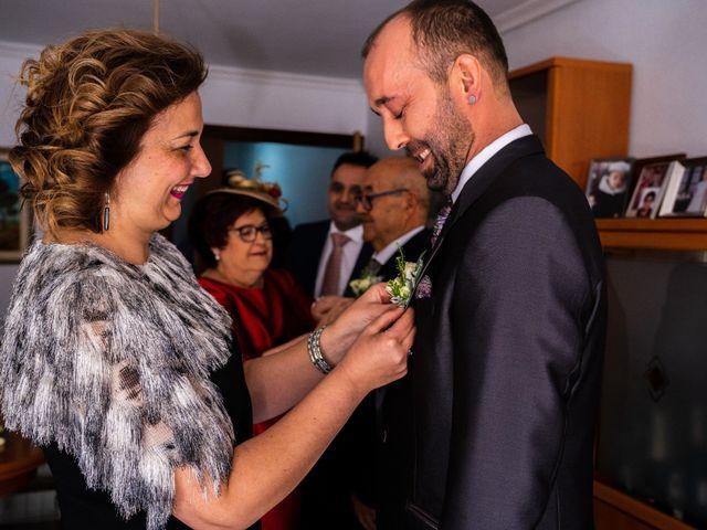 La boda de kiko y Inma en Castelló/castellón De La Plana, Castellón 11