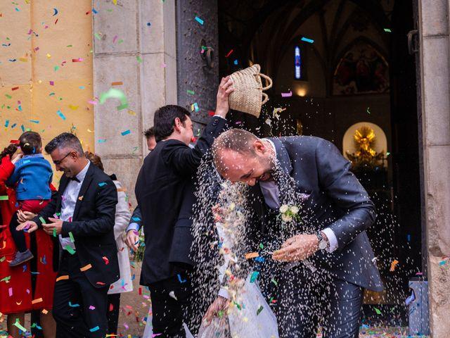 La boda de kiko y Inma en Castelló/castellón De La Plana, Castellón 22
