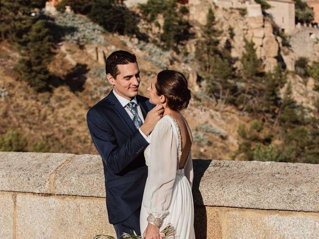La boda de Sergio y Raquel