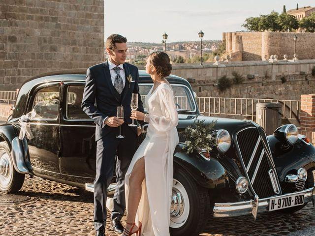 La boda de Raquel y Sergio en Toledo, Toledo 6