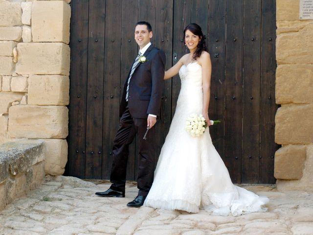 La boda de Janina y Josep  en L' Albi, Lleida 4