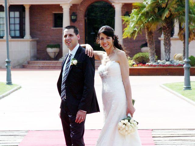 La boda de Janina y Josep  en L' Albi, Lleida 5