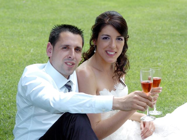 La boda de Janina y Josep  en L' Albi, Lleida 6