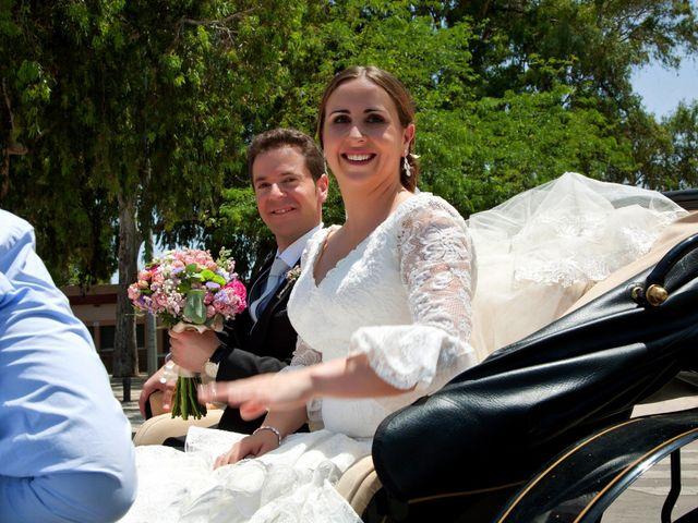 La boda de Eusebio y Charo en Linares, Jaén 14
