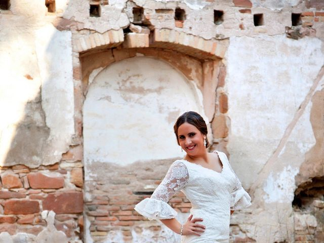 La boda de Eusebio y Charo en Linares, Jaén 1