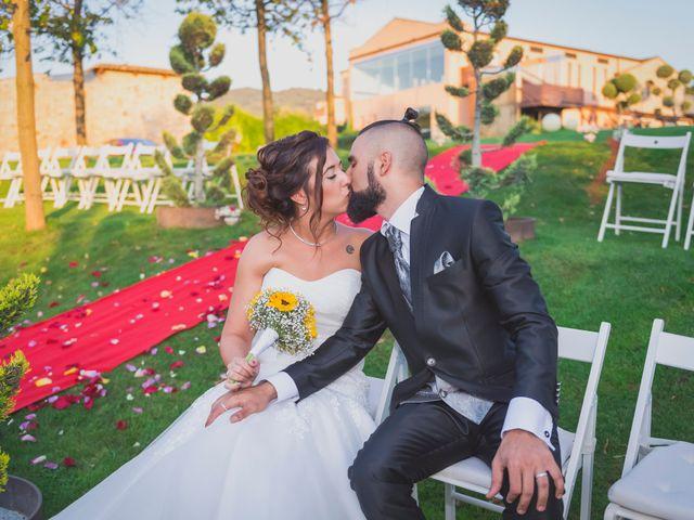 La boda de Cristina y Denis