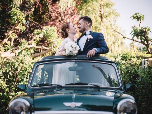 La boda de Cristina y Xabier