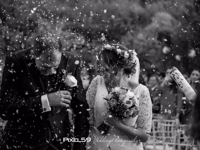 La boda de Juan Luis y Irene en Loja, Granada 1