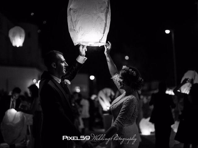 La boda de Juan Luis y Irene en Loja, Granada 2