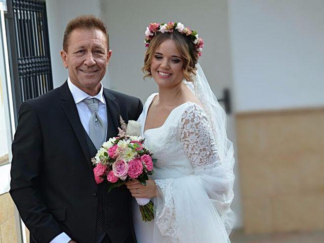 La boda de Juan Luis y Irene en Loja, Granada 6