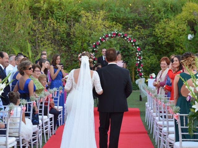La boda de Juan Luis y Irene en Loja, Granada 7