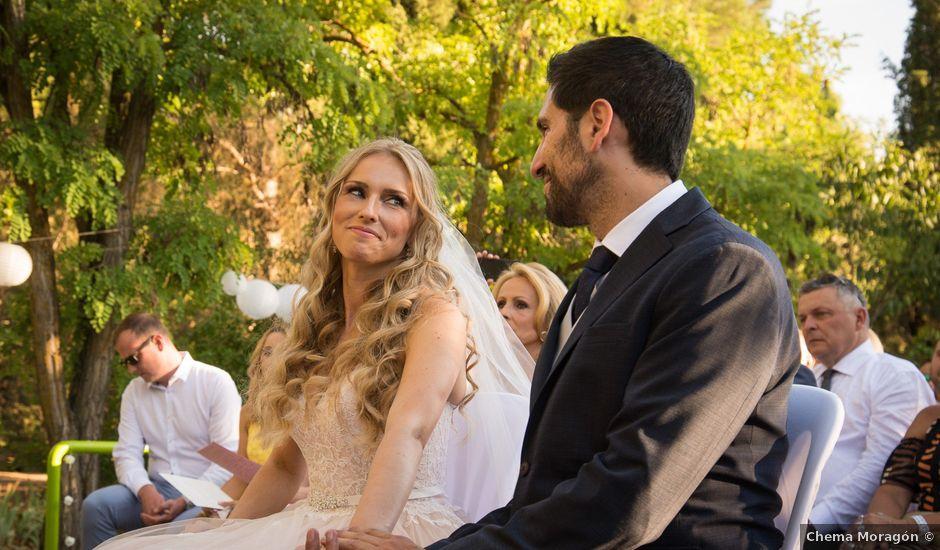 La boda de Javi y Sylwia en Albacete, Albacete
