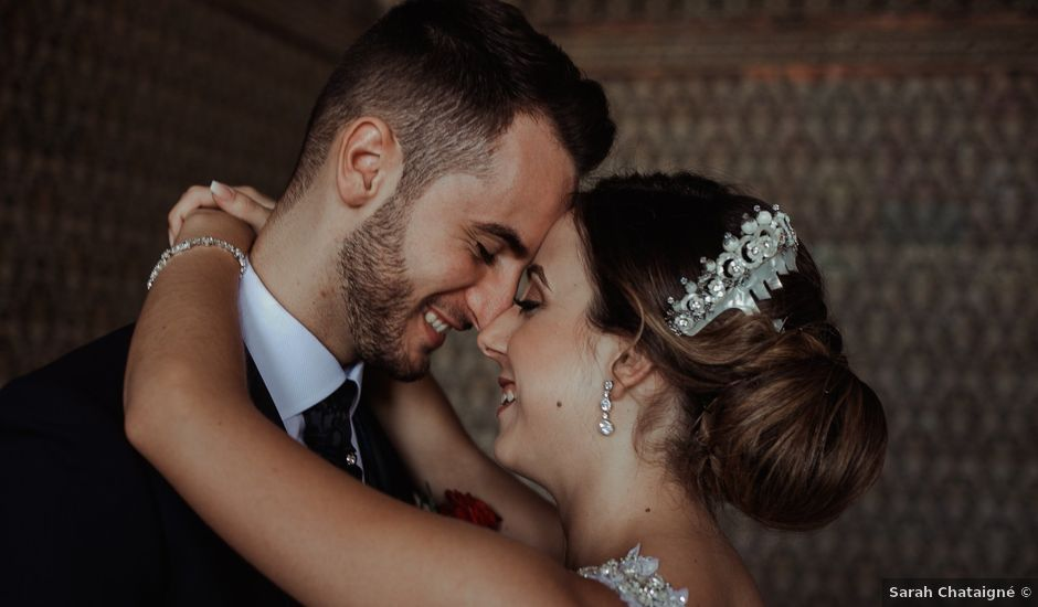 La boda de Marcos y Anabel en Dos Hermanas, Sevilla