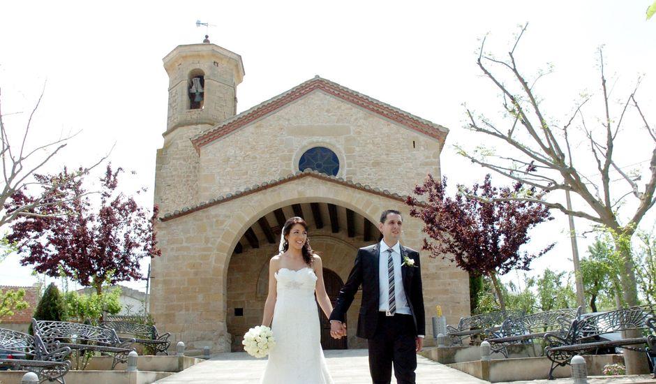 La boda de Janina y Josep  en L' Albi, Lleida