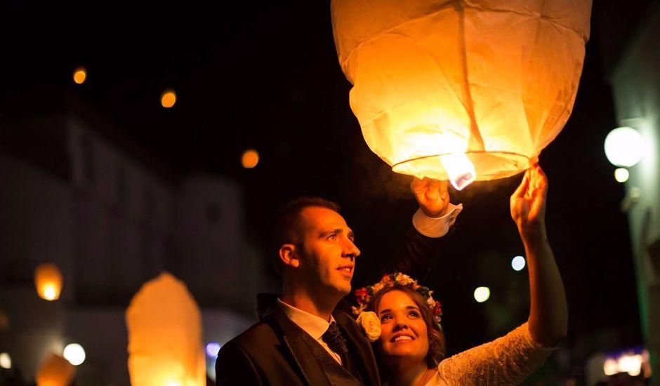 La boda de Juan Luis y Irene en Loja, Granada