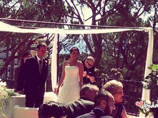 La boda de Josep y Stela 1