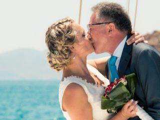 La boda de Kristina y Juan