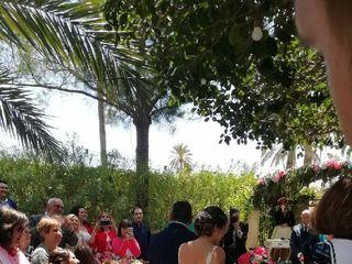 La boda de Natalia y David 3