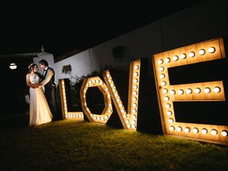 La boda de Lilian y Jorge
