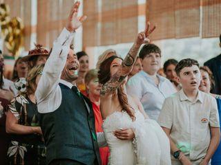 La boda de Olatz y Pablo  1