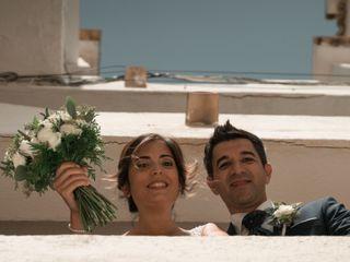 La boda de Ruth y Leo