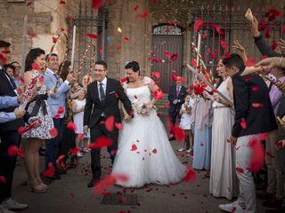 La boda de Arantza y Andrés