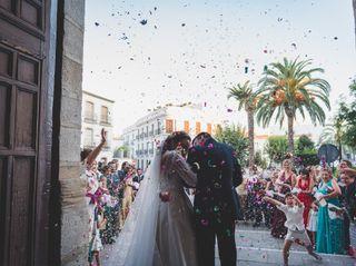 La boda de Miriam y Sebas