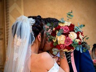 La boda de Montse y Cristian  1