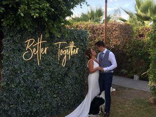 La boda de Yolanda  y Uriel 1