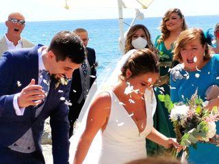 La boda de Yolanda  y Uriel