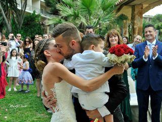 La boda de Kelly y Fran