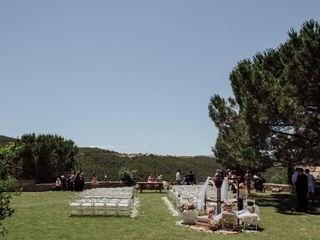 La boda de Estefania y Adrià 1
