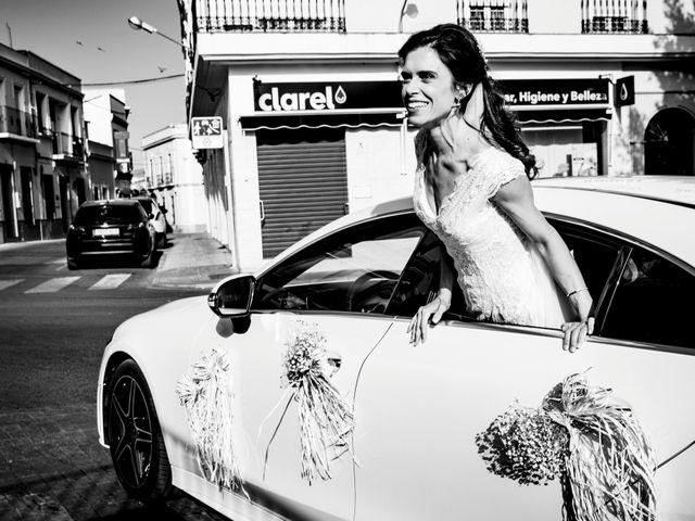 La boda de Jaime y Nina en Montijo, Badajoz 7