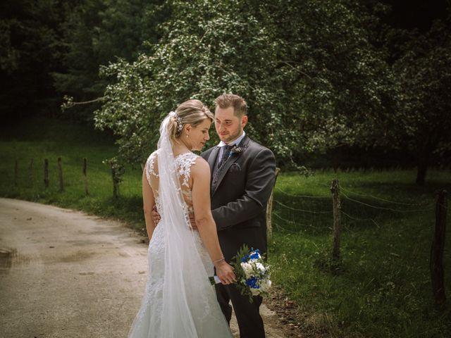 La boda de Joana y Borja