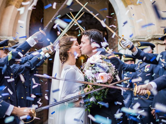 La boda de Mónica y Manuel