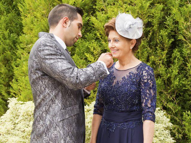 La boda de Manu y Tamara en Santiago De Compostela, A Coruña 11